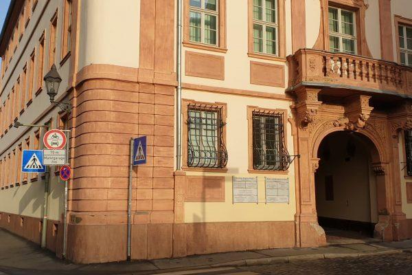 Eingang Innenhof